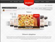 Criação de sites para Pizzarias