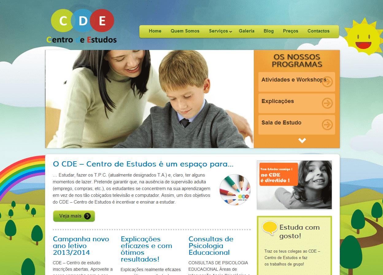 CDE Centro de estudos