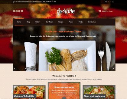 Criação de sites para restaurantes