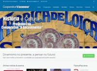 Novo Site Cooperativa a Sacavenense