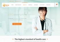 Criação de sites para clínica