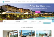 Criação de sites para Hotéis e Motéis
