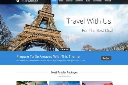 Criação de sites para agências de viagem