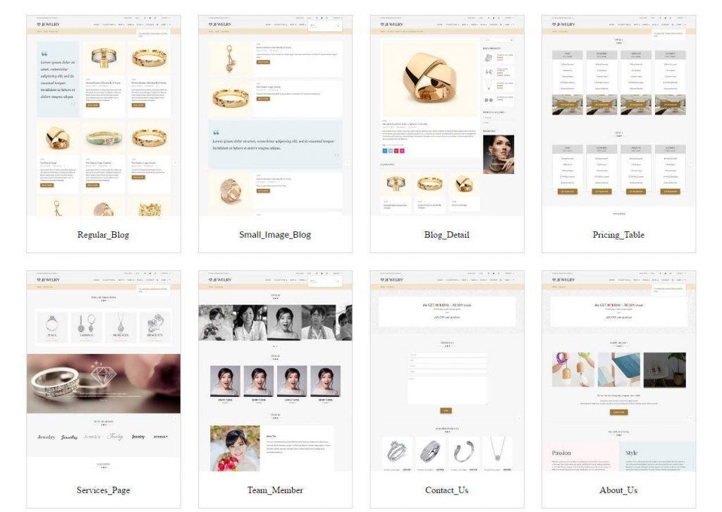 Desenvolvimento de sites para Joalherias Ourivesarias Ouro