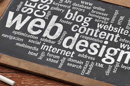 Criação de sites apelativos profissionais dinâmicos