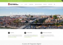 Criação de sites para Juntas de Freguesia