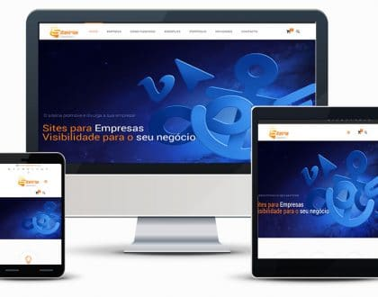 Siteiria criamos sites