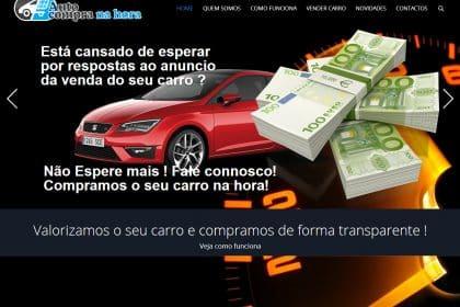 AUTO COMPRA NA HORA - Compra de automóveis