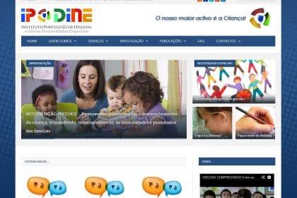 IPODINE - INSTITUTO PORTUGUÊS DE DISLEXIA