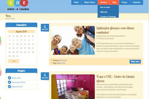 Criação e construção de site para CDE centro de estudos (3)