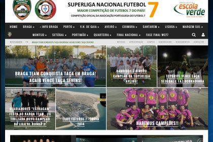 SUPERLIGA DE FUTEBOL 7