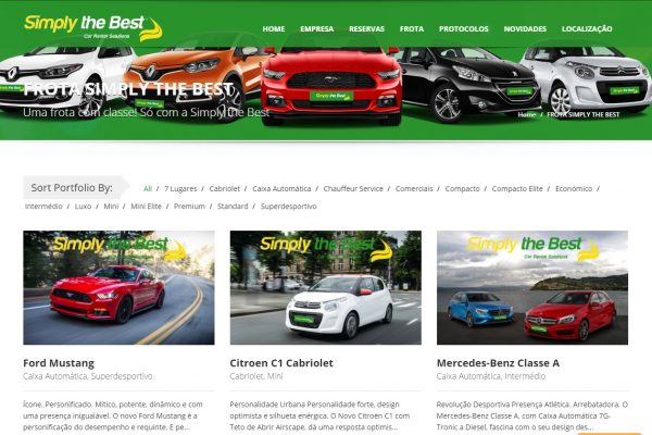 CONSTRUÇÃO DE SITES PARA RENT A CAR SIMPLY THE BEST3