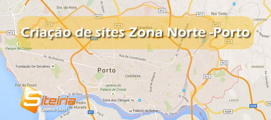 Criação de sites Porto e Zona Norte