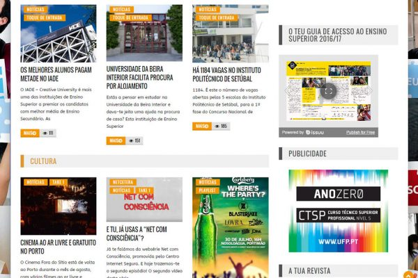 Criação de site projecto Mais Educativa (3)