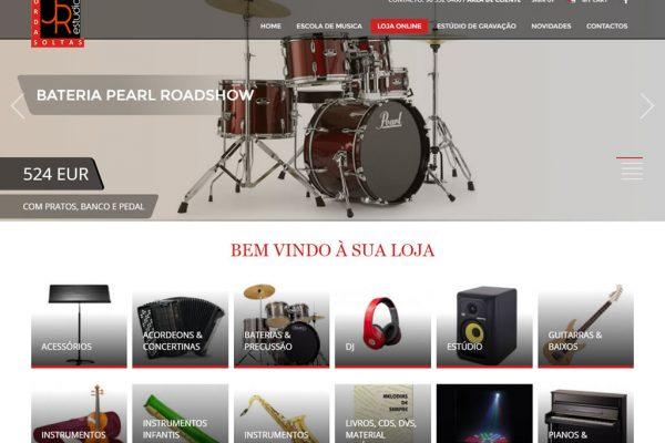 Criação de site para Escola de Musica Cordas Soltas (3)