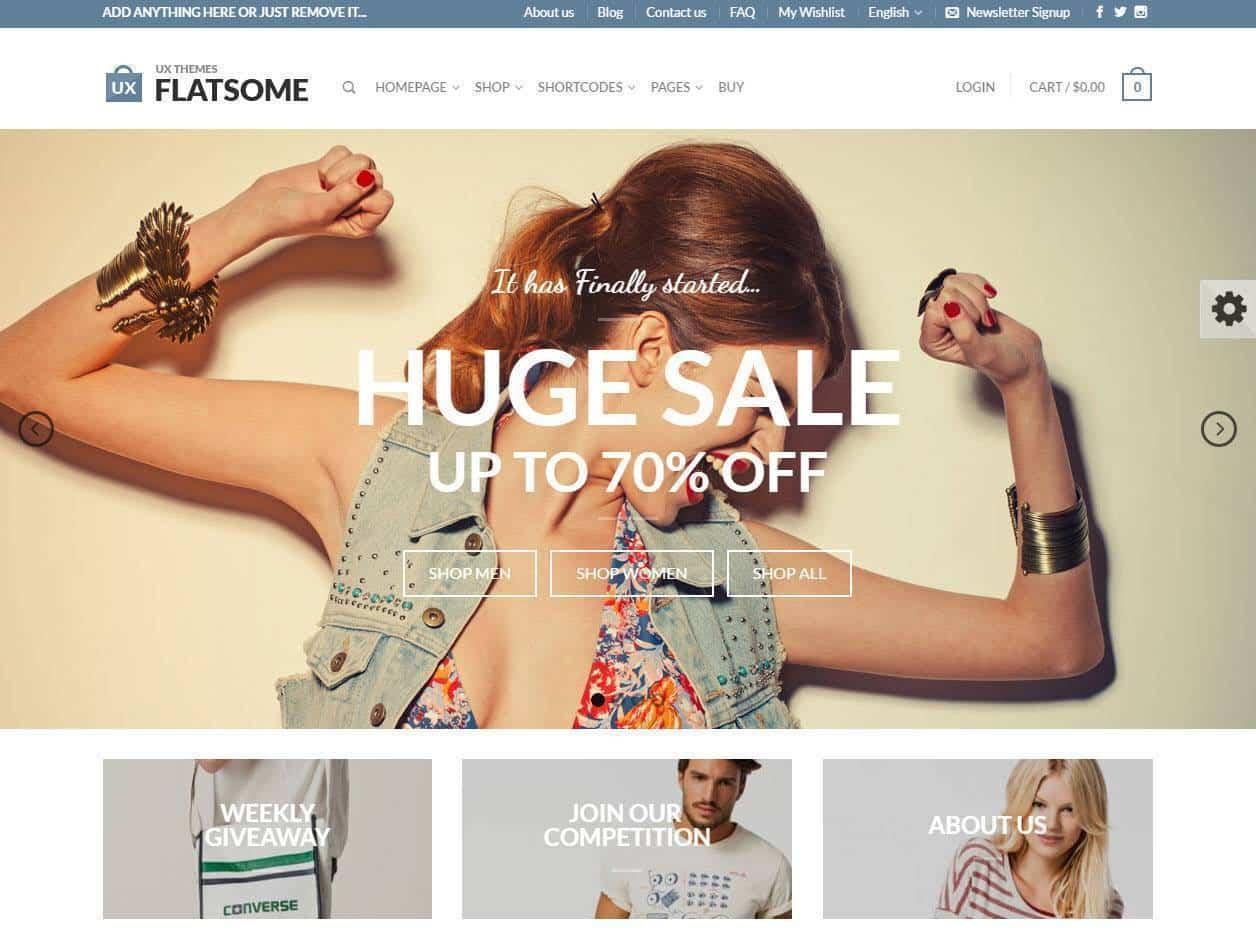 criação de sites pata beleza e moda