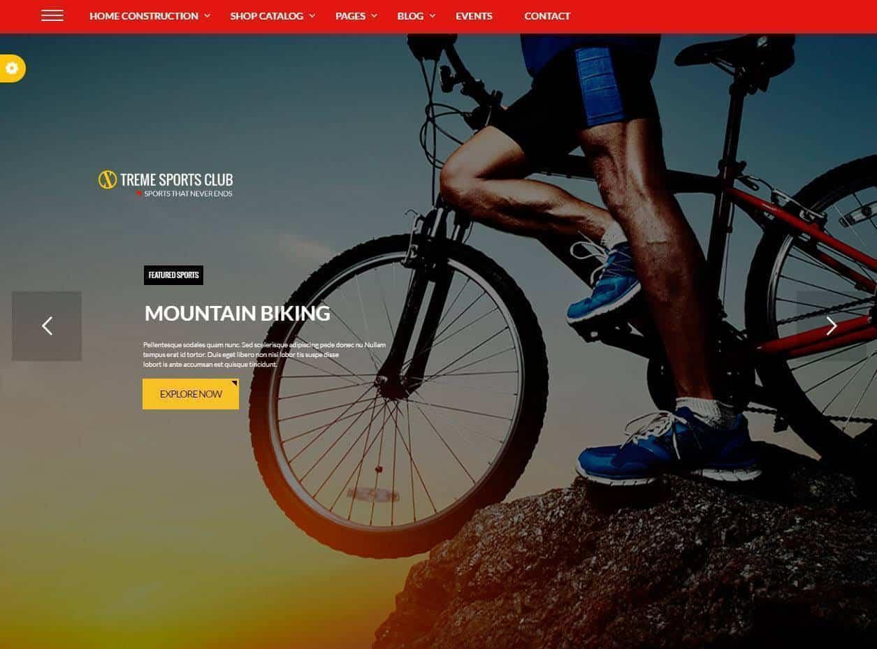 criação e construção de sites para ciclismo e btt