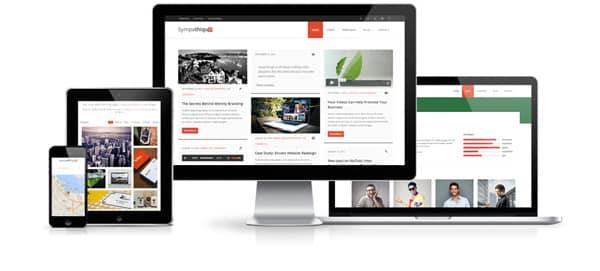 Criação e construção de sites profissionais para empresas