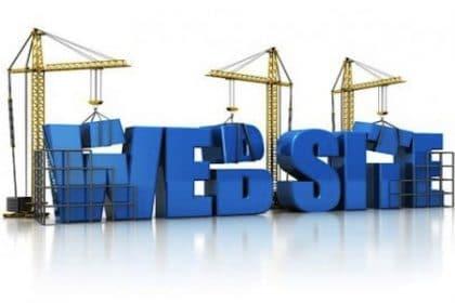 Empresas de construção de sites